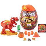 Toy Figures Zuru Smashers Mega Light up Dino Surprise Egg