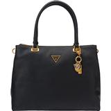 Guess Destiny Strap Shoulder Bag - Black