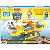 Construction Kit Mega Bloks Paw Patrol The Movie Rubble's City Construction Truck Set