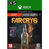 Xbox Series X Games Far Cry 6 - Ultimate Edition
