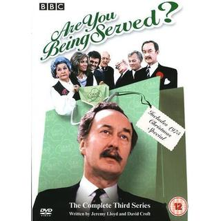 Are you being served? - Series 3 (2-disc)