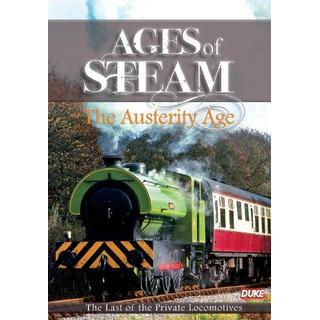 Ages of Steam - The Austerity Age DVD
