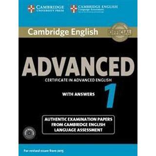 Cambridge English Advanced 1 with Answers (Pocket, 2014), Pocket