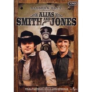 Alias Smith & Jones: Säsong 2 Box 1 (DVD 2011)
