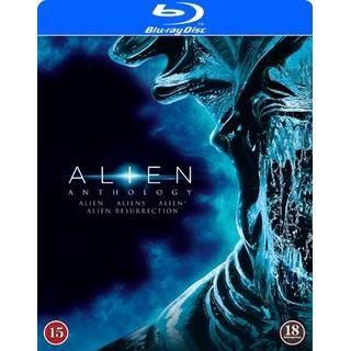 Alien 1-4: Value set (Blu-Ray 2014)