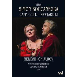Simon Boccanegra (DVD)