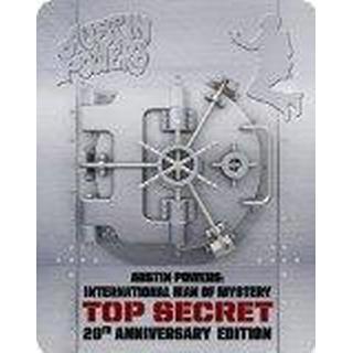 Austin Powers International Man of Mystery - Limited Edition Steelbook Blu-ray