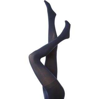 Charnos Opaque Tights 60 Den - Navy