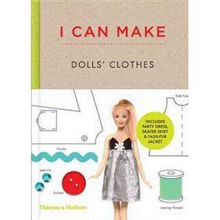 I Can Make Dolls' Clothes (Inbunden, 2015), Inbunden, Inbunden