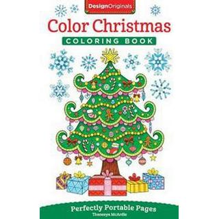 Color Christmas Coloring Book (Häftad, 2015), Häftad, Häftad