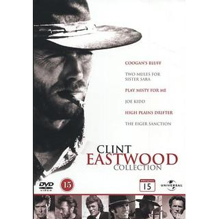 Clint Eastwood collection (DVD 1968-1975)