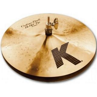 "Zildjian K Custom Dark Hi-Hats 13"" 13 inches"