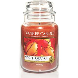 Yankee Candle Spiced Orange Large Scented Candles