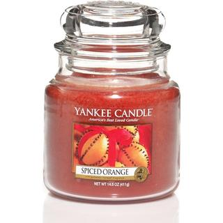 Yankee Candle Spiced Orange Medium Scented Candles