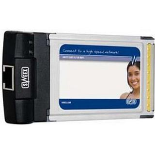 Sweex LAN PC Card 10/100 Mbps (LC002)