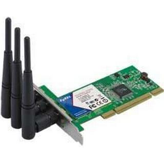 Zyxel Wireless N PCI Card (NWD310N)