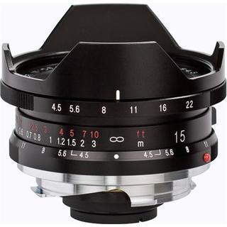 Voigtländer 15mm F4.5 Super Wide Heliar