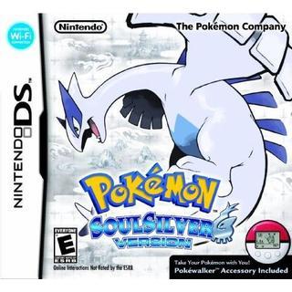 Pokémon SoulSilver Version