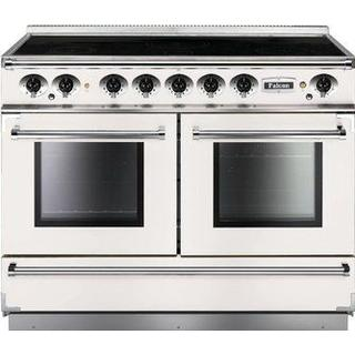 Falcon Continental 1092 Induction Black, White, Red