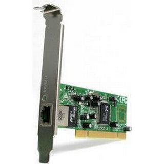 StarTech 1 Port PCI 10/100/1000 32 Bit Gigabit Ethernet Network Adapter Card (ST1000BT32)