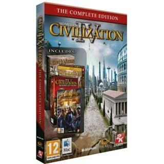 Sid Meier's Civilization 4: The Complete Edition
