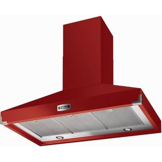 Falcon Super Extract Hood 90cm (Red)