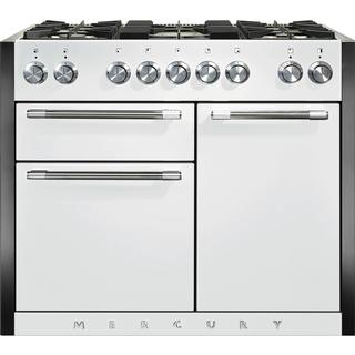 Mercury 1082 Dual Fuel White