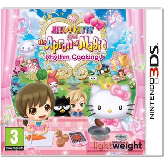 Hello Kitty and the Apron of Magic: Rhythm Cooking