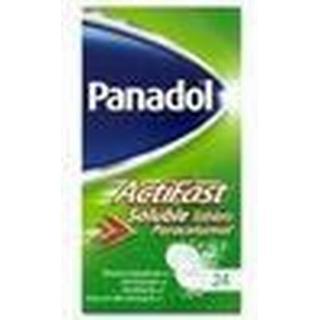 Panadol actifast 500mg 24pcs