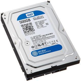 Western Digital Blue WD5000AZLX 500GB