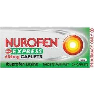 Nurofen Express 684mg 24pcs Caplets 24pcs