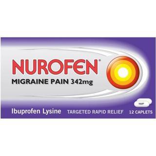 Nurofen Migraine Pain 342mg 12pcs