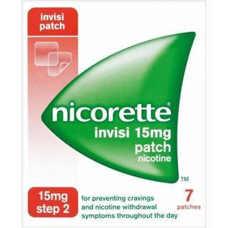 Nicorette Step2 Invisi 15mg 7pcs