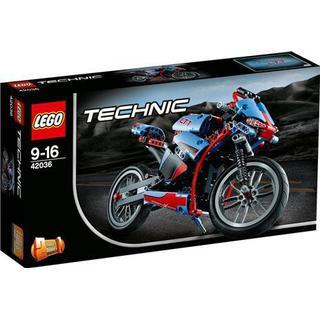 Lego Technic Street Motorcycle 42036