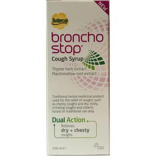 Buttercup Bronchostop Cough 200ml