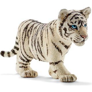 Schleich Tiger cub white 14732