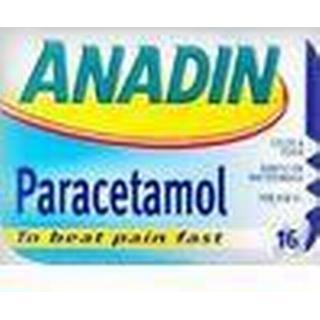 Anadin Paracetamol 500mg 16pcs
