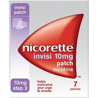 Nicorette Step3 Invisi 10mg 7pcs