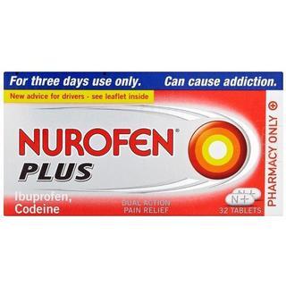 Nurofen Plus 200mg 32pcs