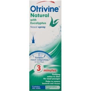 Otrivine Natural with Eucalyptus 20ml