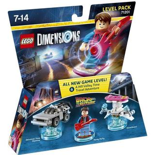 Lego Dimensions Back to the Future 71201