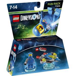 Lego Dimensions Benny 71214