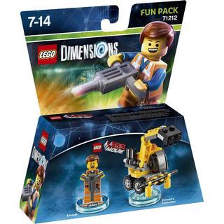Lego Dimensions Emmet 71212