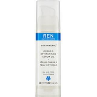 REN Vita Mineral Omega 3 Optimum Skin Serum Oil 30ml