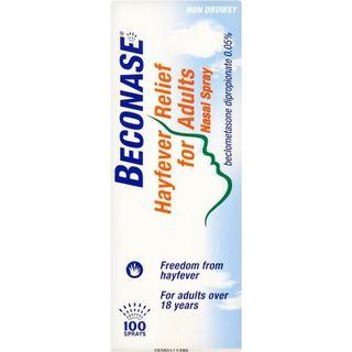 Beconase Hayfever Relief 100 100 doses