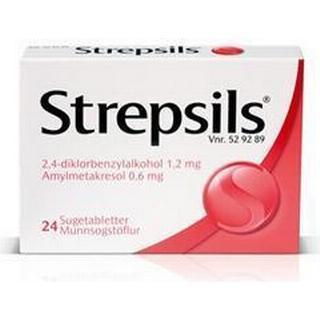 Strepsils Original 2.4mg 24pcs