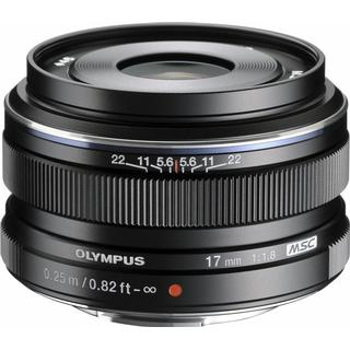 Olympus M.Zuiko Digital 17mm 1.8 for Micro Four Thirds
