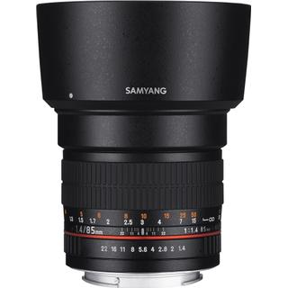 Samyang 85mm F1.4 AS IF UMC for Canon M