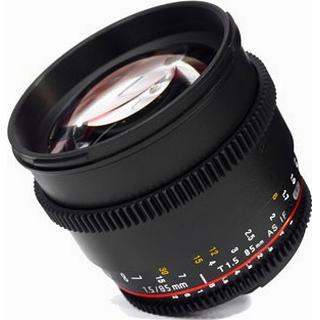 Samyang 85mm T1.5 AS IF UMC VDSLR II for Canon M