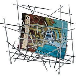 Alessi Blow Up 45.5cm Newspaper rack